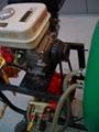 Hand propelled power sprayer WSJ-300L