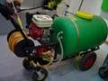 Hand propelled power sprayer WSJ-300L  3