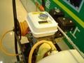 Hand propelled power sprayer  WSJ-200LC 3