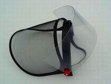 防飞溅防护面罩园林作业防护面屏