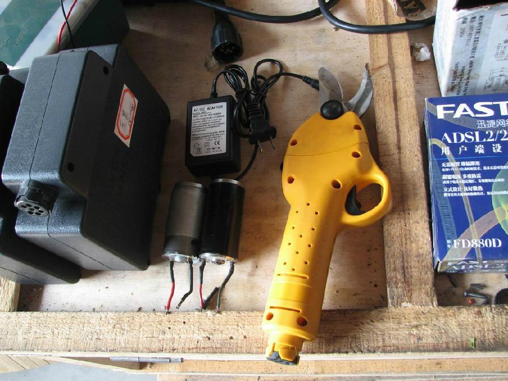 Electric pruning shears DJ-1 3