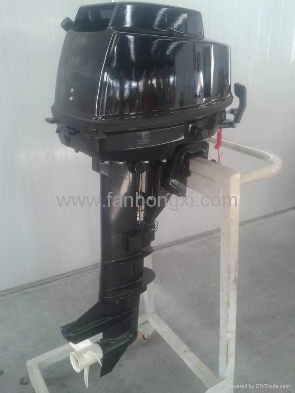 Diesel outboard motors  RT-4 1