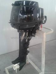 Diesel outboard motors