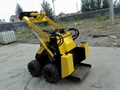 Mini skid steer loader JL300 (gas engine