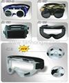 勞保防護眼鏡 防塵防飛濺眼鏡