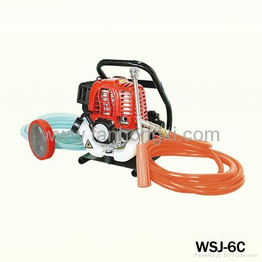 Protable power sprayer WSJ-6C