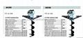 Ground driller AG52 4