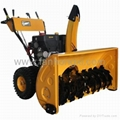 Snow blower  RH5186  (gas engine 15HP)