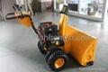 Snow blower  RH5186  (gas engine 15HP)