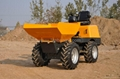 truck dumper with wheel RT-10