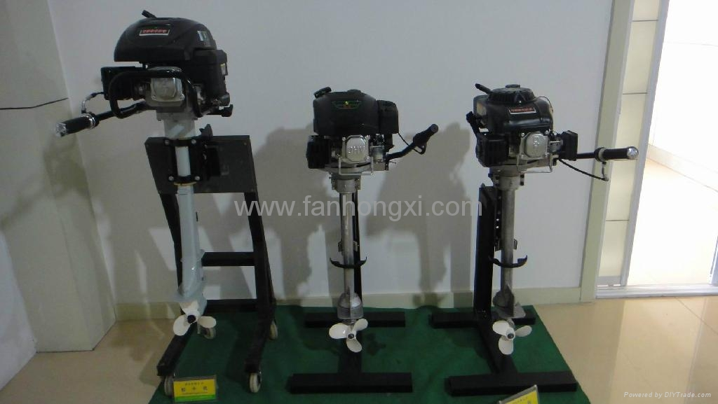 Outboard motor /outboard engine XW3.6 (water cool) 2