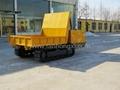 Crawler truck dumper WY-3000 with Cab
