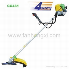 Brush Cutter   CG431 (4 stroke engine)