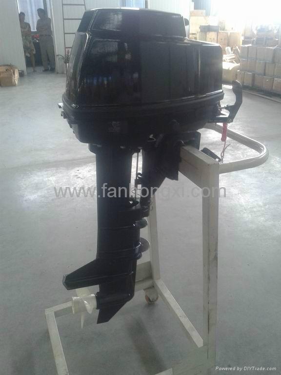 Diesel outboard motors  RT-4 2