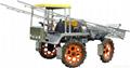 High clearance self propelled type boom sprayer 3WZ-800