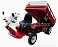 Wheel type transporter WY-500-4A