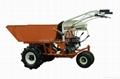 Wheel type transporter / wheel truck dumper WYG-300B