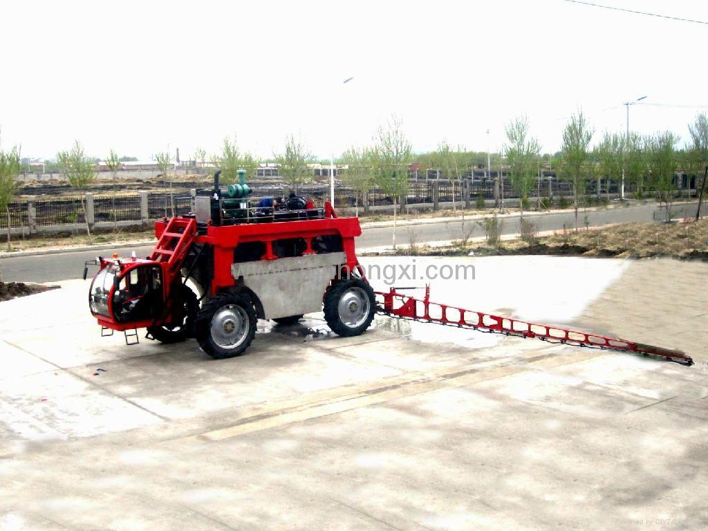 大型高地隙農用噴霧機 2