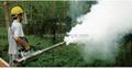 Garden smoke sprayer  Water mist dual