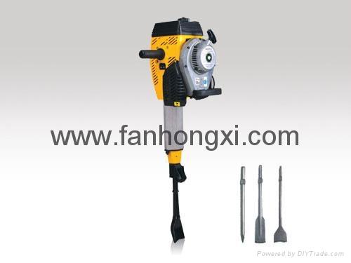 Factory Supply portable 2 stroke gas engine railway ballast ND40II Wacker Tamper 1