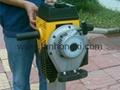 Factory Supply portable 2 stroke gas engine railway ballast ND40II Wacker Tamper 2