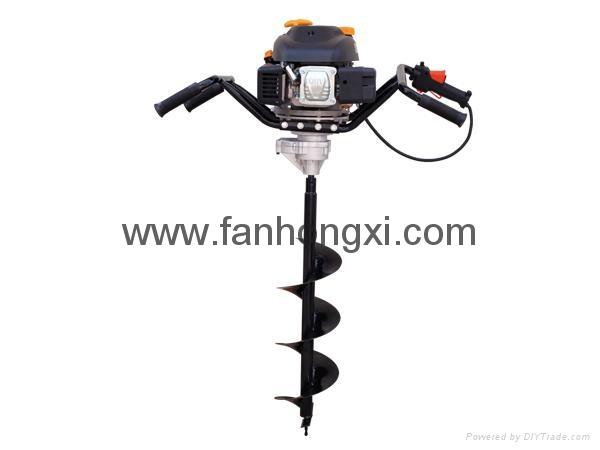 Ground driller DZ5.0/6.0/7.0 1