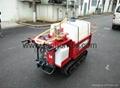 果园园林喷雾机 履带自走式喷雾机适合丘陵山地喷雾机 2