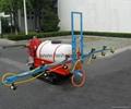 Self-propelled boom sprayer 7
