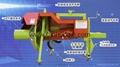 Ridger making machine /land shaper /machine building