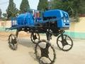 Self propelled manure spreader,Transport
