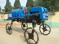 Self propelled manure spreader,Transport , spray, all-in-one 3 WPZ - 500