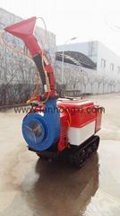 Crawler type snail blower sprayer 3WF-500LC
