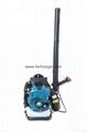 large wind 4-stroke  Back-pack gasoline blower BBX7600 6