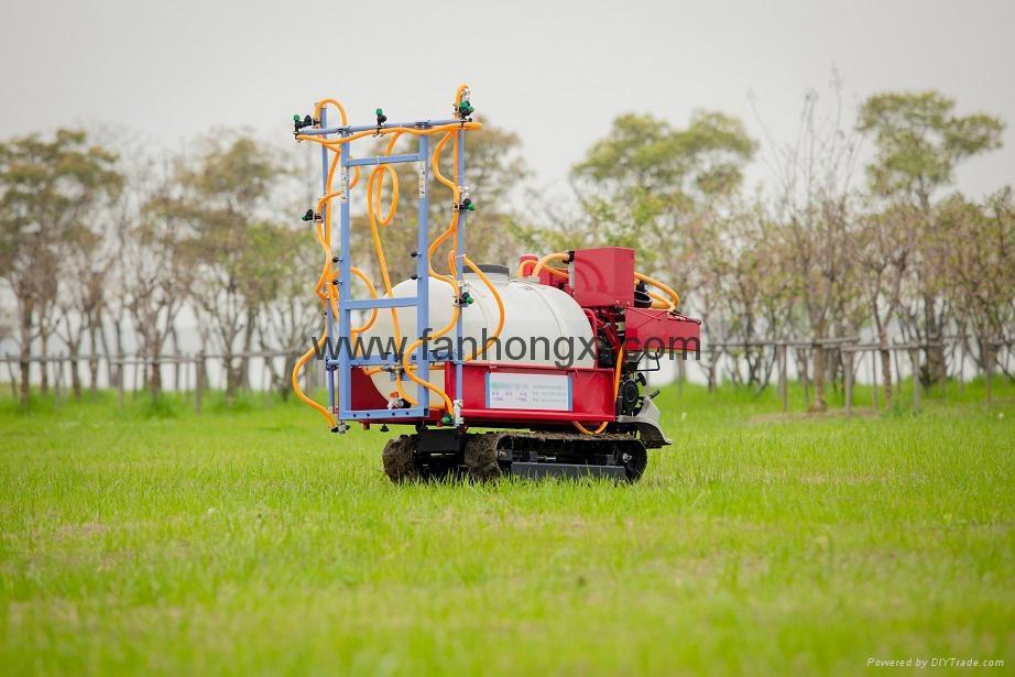 Garden Agricultural  Sprayer Self-propelled boom sprayer 1