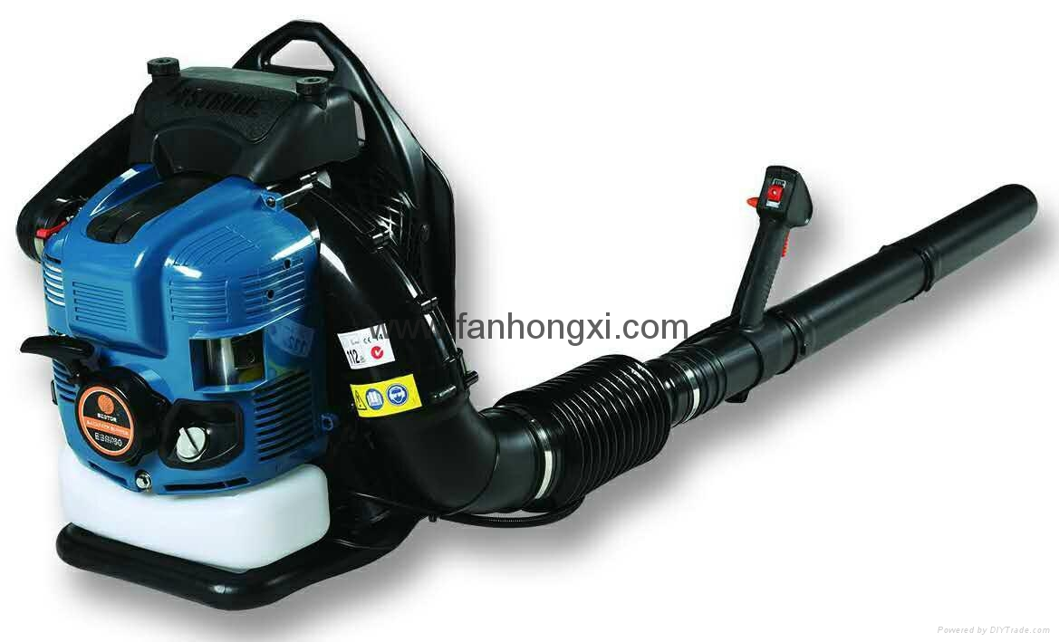 large wind 4-stroke  Back-pack gasoline blower BBX7600 1