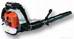 Wind two-stroke leaf blower Backpack engine Fire Extinguisher mini Road sweeper