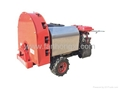 400L  Air conveying power super orchard blower sprayer