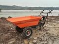 Mini self-propelled  truck dumper/mini