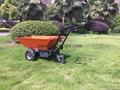 Mini self-propelled truck dumper/mini transporter MK-600