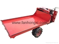 Fruit orchards dedicated transport machine YG-12