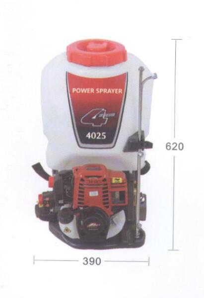 四冲程动力喷雾机DZ4025 1