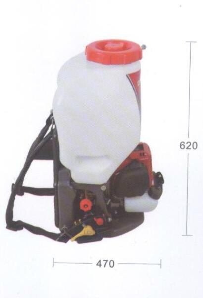 四沖程動力噴霧機DZ4025 2