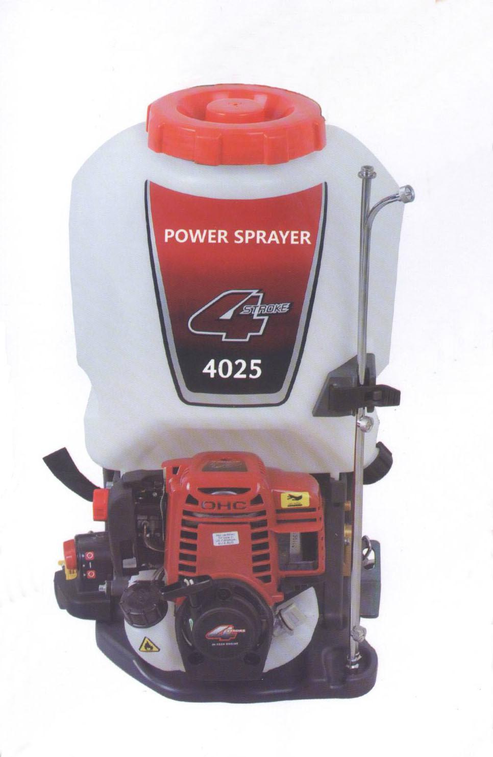 四沖程動力噴霧機DZ4025 3