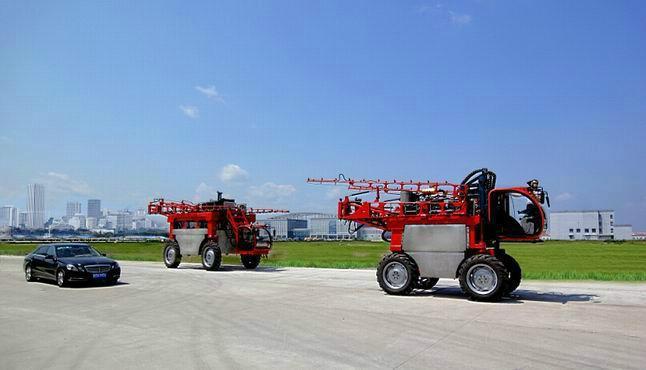 大型高地隙農用噴霧機 5