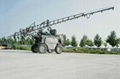 High clearance self propelled type boom sprayer 3WZ-1500