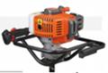 园林果园挖坑机 汽油动力种植机