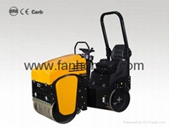Ride on Double drum diesel road roller (Hot Product - 1*)
