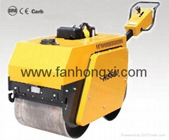 Walk Behind Double Drum Road Roller/Diesel motor roller  (Hot Product - 1*)