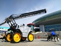High clearance self propelled type boom sprayer 3WZ-2000