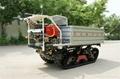 履帶式自卸搬運車 2